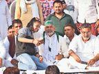चुनाव में किसी दल का न समर्थन न विराेध, हमें समर्थन दे ताे हर्ज नहीं पर उसे मंच नहीं|हरियाणा,Haryana - Dainik Bhaskar