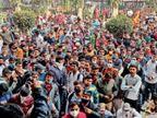 पानीपत कोर्ट में 13 चपरासी पद के लिए 12670 दावेदार आए, इनमें एमटेक-बीटेक इंजीनियर भी|पानीपत,Panipat - Dainik Bhaskar