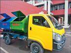 एनडीएमसी क्षेत्र में सीएनजी से चलेगी कूड़ा कलेक्शन करने वाली गाड़ियां|दिल्ली + एनसीआर,Delhi + NCR - Dainik Bhaskar