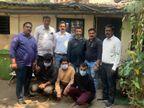 मुंबई में एक होटल के कर्मचारी समेत चार गिरफ्तार, डेबिट और क्रेडिट कार्ड का डाटा चुराकर खाते से उड़ाते थे पैसे|मुंबई,Mumbai - Dainik Bhaskar