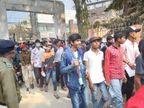 चौथे दिन 9 मुन्ना भाई और 28 नकलची पकड़ाए; सोमवार को दोनों पालियों में मातृभाषा की परीक्षा|बिहार,Bihar - Dainik Bhaskar