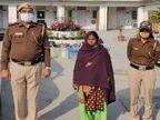 फतेहपुर बेरी में पति शराब पीकर बच्चों के सामने मारपीट करता, इसलिए पत्नी ने गला घोंटकर उसे मार डाला|दिल्ली + एनसीआर,Delhi + NCR - Dainik Bhaskar