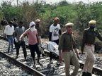 सिर दर्द के कारण डिप्रेशन में था युवक; ट्रेक पार करते समय मालगाड़ी की चपेट में आने से मौत|अजमेर,Ajmer - Dainik Bhaskar