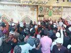 बडे़ कुल की रस्म अदा; चादर पेश कर मांगी देश में अमन, चैन व खुशहाली की दुआ अजमेर,Ajmer - Dainik Bhaskar