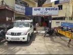 शहर में घुमाते रहे, सुनसान जगह पर धक्का देकर फेंका; नौकरी का झांसा देकर वारदात, कार मालिक और ड्राइवर गिरफ्तार|ग्वालियर,Gwalior - Dainik Bhaskar