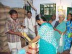 पीओएस मशीन में धोखे से लगवा लिया अंगूठा, हितग्राहियों में नहीं बांटा 6.86 लाख रुपए का राशन, अब हुई FIR|जबलपुर,Jabalpur - Dainik Bhaskar