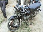 जबलपुर-गोटेगांव रोड पर चार पहिया वाहन बहका, दो बाइक सवारों को मारी टक्कर, एक ने मौके पर ही दम तोड़ा|जबलपुर,Jabalpur - Dainik Bhaskar