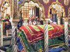 4 देशों के राष्ट्राध्यक्षों ने भी भेजी, सोने और चांदी के तार वाली चादरों से भरा दरगाह का तोशखाना|अजमेर,Ajmer - Dainik Bhaskar