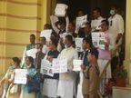 तेजस्वी ने विधानसभा में उठाया पेपर लीक का मामला, परिषद में मुखिया के मानदेय का उठा मुद्दा|बिहार,Bihar - Dainik Bhaskar