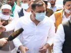 तेजस्वी का सरकार से सवाल- 20 लाख को रोजगार देने का रोड मैप क्या है?|बिहार,Bihar - Dainik Bhaskar