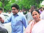 कोयला घोटाले में घिरा ममता बनर्जी का परिवार, भतीजे अभिषेक की साली से CBI ने 3 घंटे पूछताछ की|देश,National - Dainik Bhaskar
