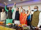 लोजपा से एकमात्र MLC थीं नूतन सिंह, LJP के अकेले विधायक राजकुमार के भी जदयू में जाने की चर्चा|बिहार,Bihar - Dainik Bhaskar