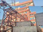 न्यू नेहरू एक्सटेंशन से नेहरू हॉस्पिटल को जोड़ेगा कॉरिडोर, 870 कदम कम चलना पड़ेगा|चंडीगढ़,Chandigarh - Dainik Bhaskar