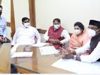 भोपाल में धरना, प्रदर्शन और मेलों पर रोक; मास्क नहीं पहनने पर 100 रुपए भरना होगा जुर्माना|भोपाल,Bhopal - Dainik Bhaskar