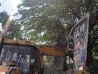 कोरोना के कारण नहीं हो सके नए ठेके, नगर परिषद को साल में करीब 2 करोड़ रुपए नुकसान अलवर,Alwar - Dainik Bhaskar