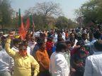 जामनगर महानगरपालिका में भाजपा की 'फिफ्टी' के साथ जीत, मायावती की बसपा ने भी 3 सीटें जीतकर मनपा में की एंट्री|गुजरात,Gujarat - Dainik Bhaskar