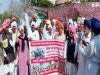 किसान संयुक्त मोर्चा के 'पगड़ी संभाल दिवस' पर कृषि कानून वापस होने तक संघर्ष जारी रखने का संकल्प लिया गया|पानीपत,Panipat - Dainik Bhaskar