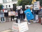 पेरिस में FATF के हेडक्वॉर्टर के सामने इमरान सरकार और फौज के खिलाफ बड़ा विरोध प्रदर्शन|विदेश,International - Dainik Bhaskar
