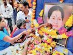 अम्मा की जयंती पर आज सीएम पलानीसामी और शशिकला में शक्ति प्रदर्शन देश,National - Dainik Bhaskar