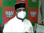 विधानसभा में जनप्रतिनिधियों के मास्क न लगाने पर बोले चिकित्सा शिक्षा मंत्री- बीमारी आम और खास को देखकर नहीं आती, सभी लगाएं मास्क|भोपाल,Bhopal - Dainik Bhaskar