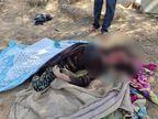 जयपुर में 30 साल की युवती की हत्या के बाद चेहरा जलाया, ताकि पहचान न हो; बोरे में भरकर शव सुनसान जगह फेंका|जयपुर,Jaipur - Dainik Bhaskar