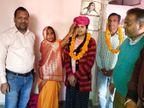 ड्रॉफ्टसमैन की बेटी ने चार छोटी बहनों के लिए खड़ी की मिसाल, आल इंडिया रैंक में चौथी रैंक हासिल की|सीकर,Sikar - Dainik Bhaskar