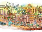 एसएमएस में कार्डियोलॉजी सेंटर खुलेगा, गणगौरी में 300 से 600 बेड किए जाएंगे, विकास की रिंग बनेगी, ट्रैफिक बिना रुके दौड़ेगा|जयपुर,Jaipur - Dainik Bhaskar