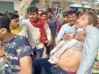 जिले में ही थे IG और कलेक्ट्रेट से महज 6 KM दूर अपराधियों ने व्यवसायी को गोली मारी, कल दारोगा की हुई थी हत्या|सीतामढ़ी,Sitamarhi - Dainik Bhaskar
