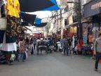 जालंधर में व्यापारियों का भारत बंद बेअसर; स्पोर्ट्स मार्केट से लेकर सभी छोटे-बड़े बाजार खुले रहे|जालंधर,Jalandhar - Dainik Bhaskar