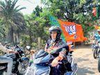 भाजपा के गढ़ में एक चरण में चुनाव, दीदी के किले कई चरणों में बंटे|देश,National - Dainik Bhaskar