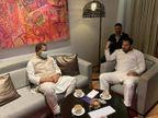 गुवाहाटी में कांग्रेस के प्रदेश अध्यक्ष से मिले, कल कोलकाता में दीदी से कर सकते हैं मुलाकात बिहार,Bihar - Dainik Bhaskar