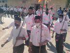 भोपाल में सिंधिया समर्थकों ने भी मिलाए कदम; कोरोना के कारण पहली बार स्वरूप बदला, छोटे-छोटे ग्रुप में चलाया जा रहा भोपाल,Bhopal - Dainik Bhaskar