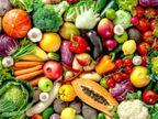 लम्बी उम्र चाहिए तो हफ्ते में 5 दिन तक रोजाना 400 ग्राम फल-सब्जियां खाएं, कैंसर जैसी बीमारियां भी दूर रहेंगी लाइफ & साइंस,Happy Life - Dainik Bhaskar