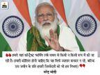 PM ने कहा- समय आ गया है कि खेती में प्राइवेट सेक्टर का योगदान बढ़े, किसान गेहूं-चावल उगाने तक ही सीमित न रहें|देश,National - Dainik Bhaskar