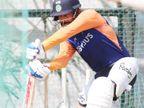 कोहली, रहाणे ने नेट प्रैक्टिस में पसीना बहाया; वीडियो में रोहित को कोचिंग देते दिखे रवि शास्त्री|क्रिकेट,Cricket - Dainik Bhaskar