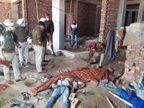 पिता की खुदकुशी और भाई की मौत का बदला लेने के लिए भांजे ने हथौड़े मारकर की हत्या, फरार होने से पहले पकड़ा गया|जालंधर,Jalandhar - Dainik Bhaskar