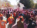 इतिहास में पहली बार गांधीनगर जिला पंचायत में भगवा लहराया, 28 में से 19 सीटें भाजपा ने जीतीं गुजरात,Gujarat - Dainik Bhaskar