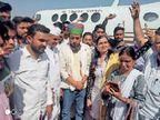 किसान आंदोलन केवल पंजाब के सिखों व हरियाणा के जाटों का ही नहीं है, यह पूरे देश की किसान काैम का है|झुंझुनूं,Jhunjhunu - Dainik Bhaskar