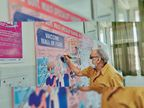 थैंक्स, बहुत बढ़िया, यस, मैंने कर दिखाया' वैक्सीनेशन को लेकर बुजुर्गों में नजर आ रहा ज्यादा उत्साह|चंडीगढ़,Chandigarh - Dainik Bhaskar
