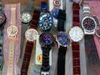 पुलिस को दबिश में मिली 20 लाख रुपए की 1036 डुप्लीकेट घड़ियां, ब्रांडेड कंपनी का बताकर बेच रहे थे नकली माल|इंदौर,Indore - Dainik Bhaskar