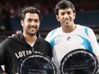 मैक्सिकन ओपन में 7 साल बाद साथ खेलेंगे भारत के रोहन बोपन्ना और पाकिस्तान के ऐसाम कुरैशी स्पोर्ट्स,Sports - Dainik Bhaskar