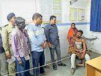 काम कर घर लौट रहे युवक को मारी गोली, गंभीर|बारूण,Barun - Dainik Bhaskar