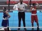 6 बार की वर्ल्डचैम्पियन मैरीकॉम समेत चार महिला बॉक्सर सेमीफाइनल में पहुंची, मेडल पक्का किया|स्पोर्ट्स,Sports - Dainik Bhaskar