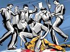 शादी समारोह से बुला बदमाशों ने फाइनेंसर की हथेली व एड़ी काटी, 4 दिन बाद आया होश, जुआ व नशा सप्लाई से टोकने पर थे नाराज|जालंधर,Jalandhar - Dainik Bhaskar