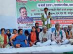यह महापंचायत प्रदेश व्यापी किसान आंदोलन का आगाज करेगी: सुनीलम|छतरपुर (मध्य प्रदेश),Chhatarpur (MP) - Dainik Bhaskar