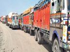 पुलिस से भिड़ंत, गोलीबारी में एक की मौत, तीन घंटे तक उपद्रव, बालू कारोबारियों ने पुलिस पर किया पथराव बिहटा,Bihta - Dainik Bhaskar