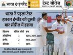 इंडिया अकेली टीम, जिसने इस तरह लगातार दूसरी टेस्ट सीरीज जीती; ऑस्ट्रेलिया को 3 बार हराया|क्रिकेट,Cricket - Dainik Bhaskar