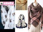 धूप से बचाएंगे ट्राएंगल और कॉटन स्कार्फ, पार्टी में आपका लुक बढ़ाएगा नेट स्कार्फ|एसेसरीज,Accessories - Dainik Bhaskar
