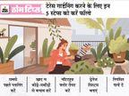 टेरेस गार्डन बनाने के लिए छत की वॉटरप्रूफिंग जरूरी, ईंट और मेश की मदद से बनाएं बेस|होम टिप्स,Home Tips - Dainik Bhaskar