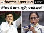 एक दिन पहले पार्टी ज्वॉइन करने वाले घोष को मिला टिकट, एक भी मुस्लिम नहीं; ममता की करीबी रहीं IPS को भी टिकट|ओरिजिनल,DB Original - Dainik Bhaskar